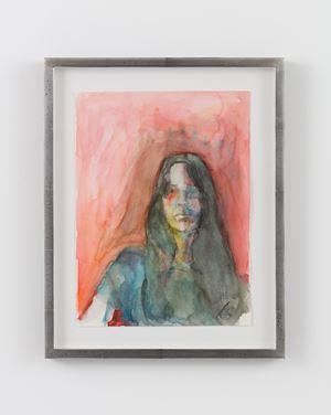 Lockdown Portrait 3 by Gillian Wearing contemporary artwork