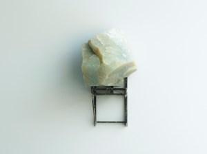 Lazy Stone by Koo Hyunmo contemporary artwork