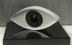 Le Témoin (The Witness) by Man Ray contemporary artwork