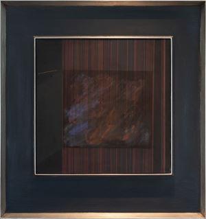 Requiem by Ralph Hotere contemporary artwork