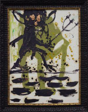Untitled III by Pow Martinez contemporary artwork