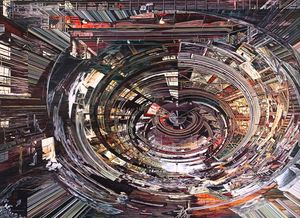 FULL CIRCLE by Jin Meyerson contemporary artwork