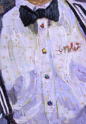 Dress Shirt by Toru Kuwakubo contemporary artwork