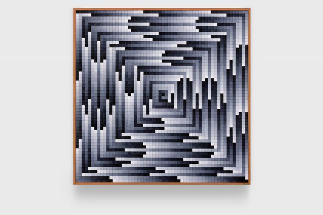 Circuito tonal VII by José Patrício contemporary artwork