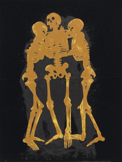 Three Graces by Xu Qu contemporary artwork