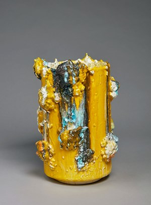 """Crucible"" Series #4 by Tony Marsh contemporary artwork"