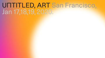 Contemporary art art fair, UNTITLED, ART San Francisco at Jane Lombard Gallery, New York, USA