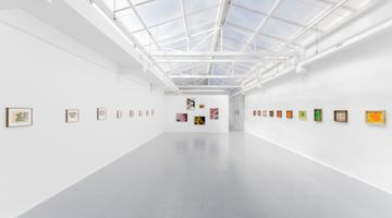 Contemporary art exhibition, Group Exhibition, Works on paper at rodolphe janssen, Brussels, Belgium