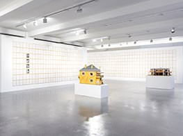 Hanne Darboven at Sprüth Magers, Los Angeles