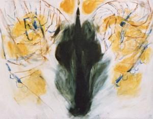 Revelation of Bronze – Horn 青铜的启示—角 by Pang Tao contemporary artwork