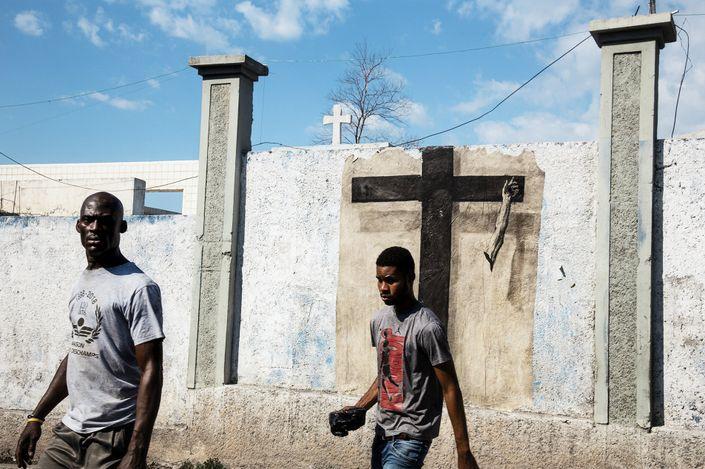 Haïti, le secret cheminement du sang