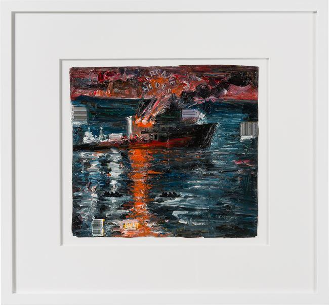 arcane hades by Fiona Hall contemporary artwork