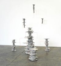 Calling the Deep by Joanna Langford contemporary artwork sculpture