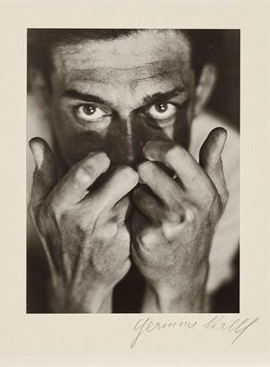 Der Schauspieler Louis Jouvet by Germaine Krull contemporary artwork