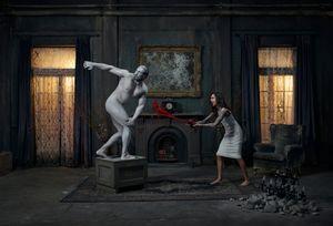 The Scream II by Heather Straka contemporary artwork