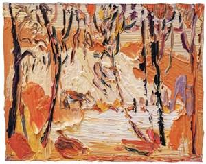 Autumn Sun by Yin Zhaoyang contemporary artwork