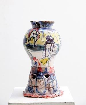 Meadieval Knightmare by Ryan Hancock contemporary artwork