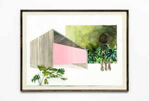 Nr. 461 by Isa Melsheimer contemporary artwork