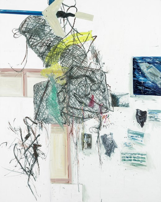 fly by Jiwon Kim contemporary artwork