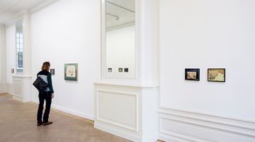 Contemporary art exhibition, Ciarán Murphy, there, there now at GRIMM, Keizersgracht, Amsterdam