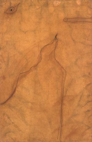 Composition by Joan Miró contemporary artwork
