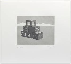 TWMDRB by Richard Artschwager contemporary artwork