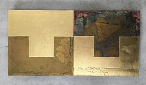 More on Secret Knowledge, Palmyra by Stephen Bambury contemporary artwork