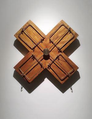 Qaudri - Trap by Aaron Bezzina contemporary artwork