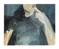 Marco, Italy, 29th January 2015 by Celia Hempton contemporary artwork painting