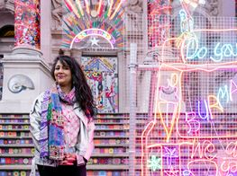 Who Is Tate Winter Commission Artist Chila Kumari Singh Burman?