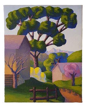 Di nuovo primavera by Salvo contemporary artwork