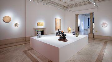 Contemporary art exhibition, Lucio Fontana, Fontana Ceramics at Robilant+Voena, Paris