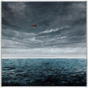Into wind by Shiori Eda contemporary artwork