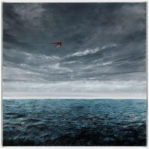 Into wind by Shiori Eda contemporary artwork