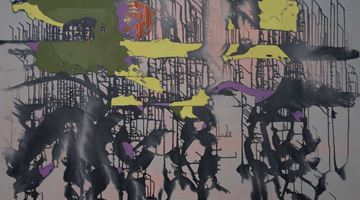 Contemporary art exhibition, Rebekka Steiger, des chromosomes dans l'atmosphère at Galerie Urs Meile, Lucerne
