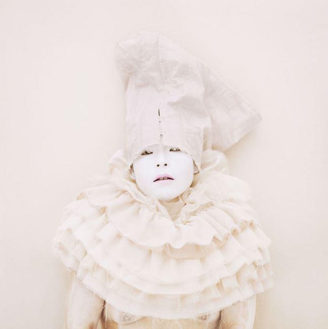 Painting (PIERROT by WATTEAU) by Kimiko Yoshida contemporary artwork