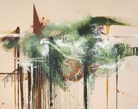 Stranger's End by Elizabeth Neel contemporary artwork painting