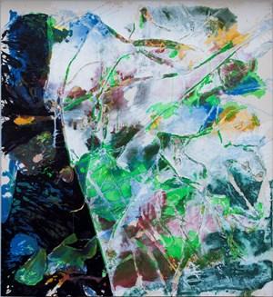 Magdelena Lane by Dona Nelson contemporary artwork