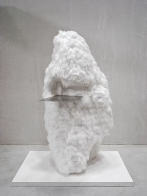 Model for my House by Not Vital contemporary artwork sculpture