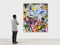 Off the Chain by Misheck Masamvu contemporary artwork painting