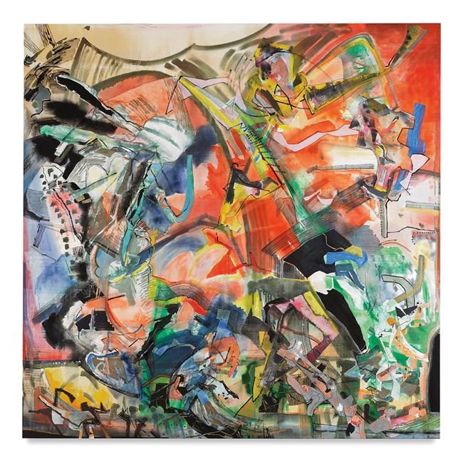 Listen by Iva Gueorguieva contemporary artwork