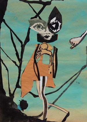 Tear 54 by Moyna Flannigan contemporary artwork