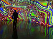 'Metamorphosis Of The Virtual 5 + 5' At Chi K11 Art Museum