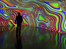 'Metamorphosis Of The Virtual 5 + 5' At Chi K11 Art Museum