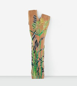 The Foxtail and The Nut Grass by Jason Middlebrook contemporary artwork