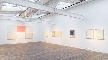 Contemporary art exhibition, Pier Paolo Calzolari, Muitos estudos para uma casa de limão at Beck & Eggeling International Fine Art, Düsseldorf