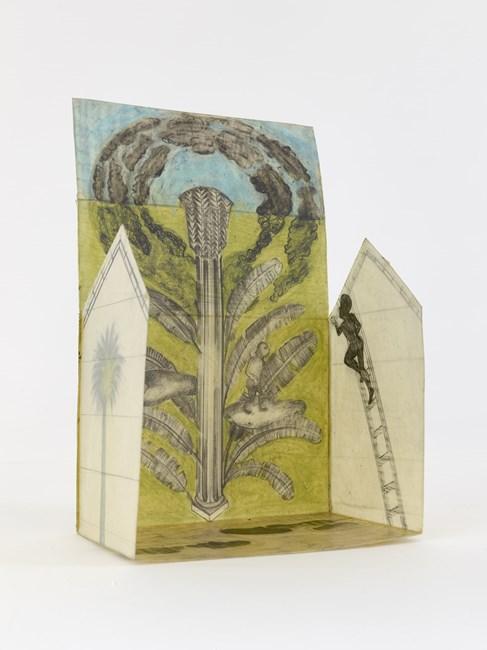 The Lost Paradise by Sandra Vásquez de la Horra contemporary artwork
