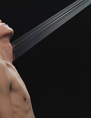 Elegy Series by Jiang Zhi contemporary artwork photography