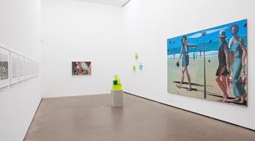 Contemporary art exhibition, Group Exhibition, Stand 1D08 at Galerie Eigen + Art, Berlin