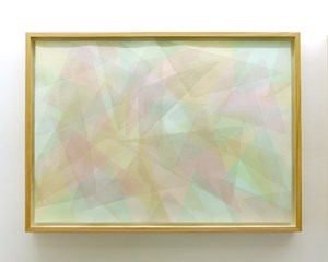 Untitled #347 by Peter Davidson contemporary artwork